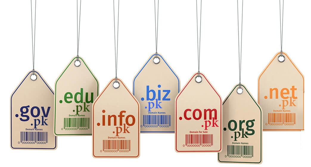 .pk Domain Registration